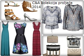 C&A katalog proljeće