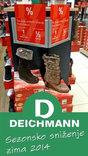 Deichmann sniženje