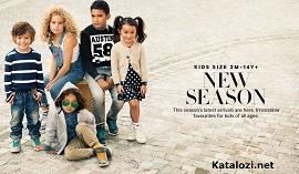 H&M katalog kids