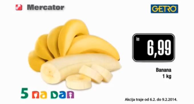 Mercator Getro TV akcija