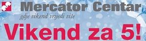 Mercator vikend za 5