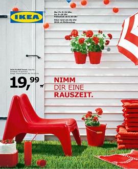 Ikea katalog vrtni namještaj