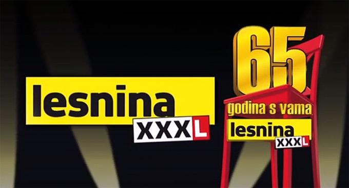 Lesnina TV akcija