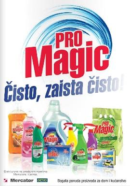 Mercator katalog Pro magic
