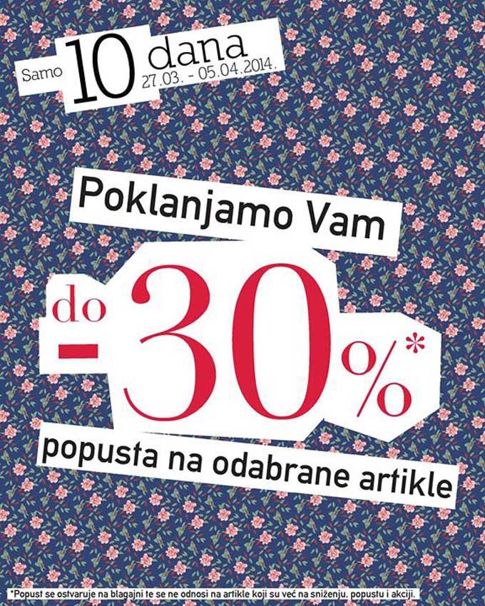 Naf Naf popust -30%