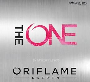 Oriflame katalog 5 2014