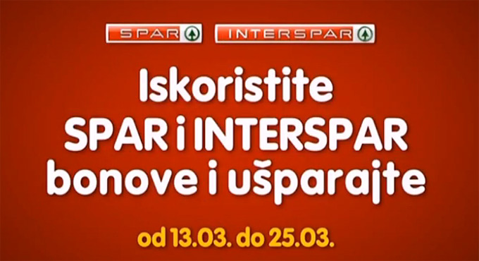 Spar Interspar bonovi
