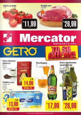 Mercator Getro katalog