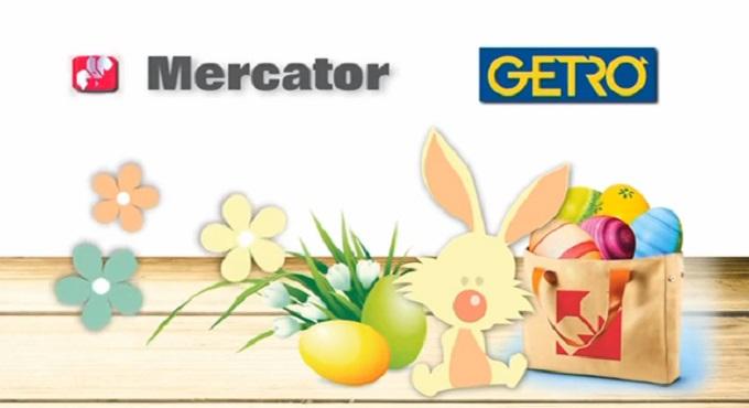 Mercator Getro Uskrs
