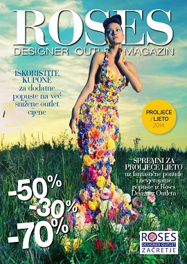 Roses outlet časopis