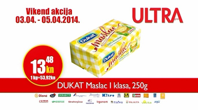 Ultra Gros maslac