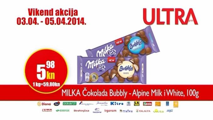 Ultra Gros Milka