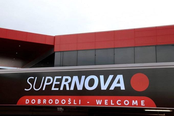 Supernova Zagreb Buzin