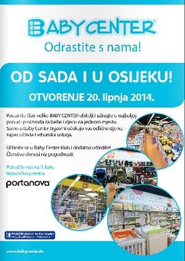 Baby center katalog Osijek