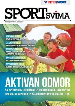 Intersport katalog aktivan odmor