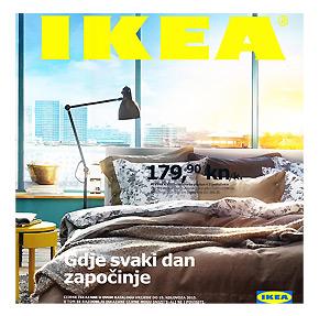 IKEA katalog 2015 Hrvatska
