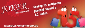 Joker Split popusti
