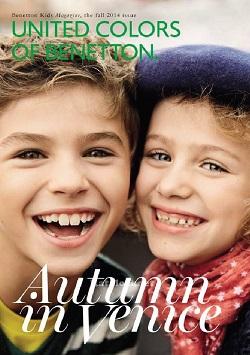 Benetton katalog djeca