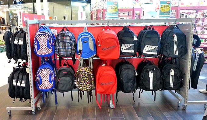 Hervis školske torbe