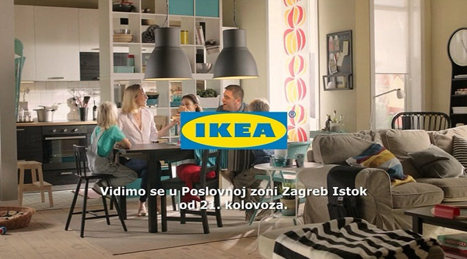 IKEA Hrvatska reklama
