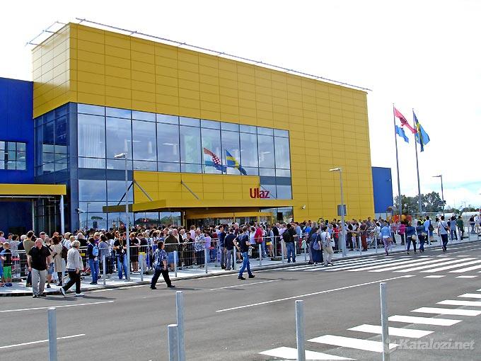 IKEA otvorenje 1