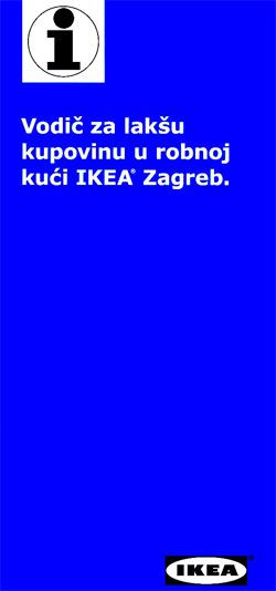 IKEA vodič za kupnju