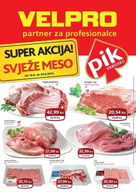 Velpro katalog meso