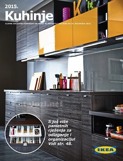 Ikea katalog kuhinje 2015
