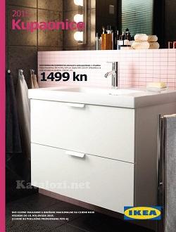 Ikea katalog kupaonice 2015