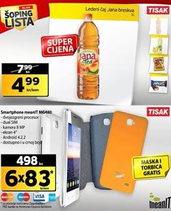 Tisak katalog shopping lista