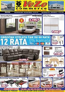 Vezo commerce katalog