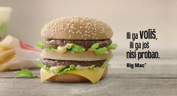 Big Mac vikend