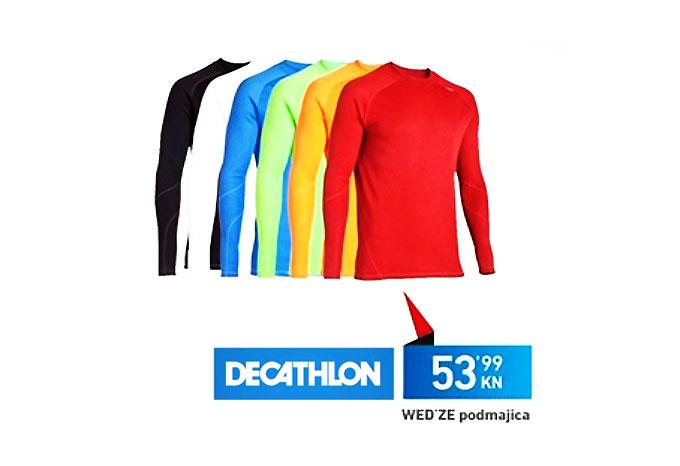 Decathlon podmajica