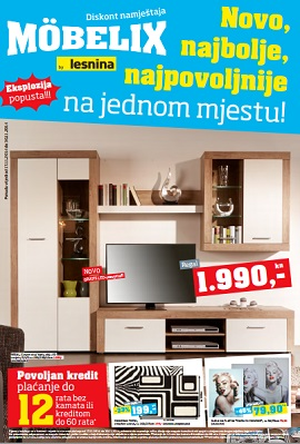 mobelix katalog ekspolzija popusta. Black Bedroom Furniture Sets. Home Design Ideas