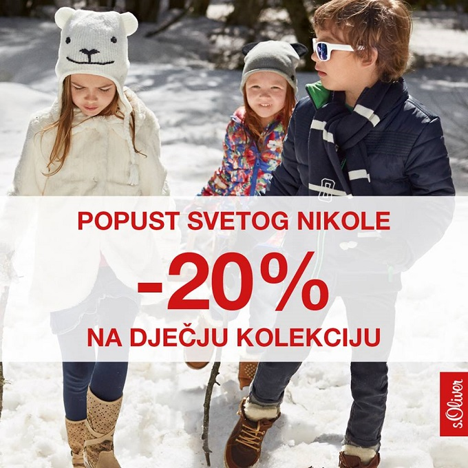 s.Oliver popust -20%