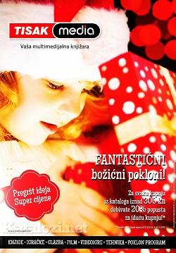 Tisak Media katalog Božić 2014