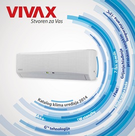 Vivax katalog grijenje hlađenje