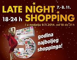 West gate noćni shopping