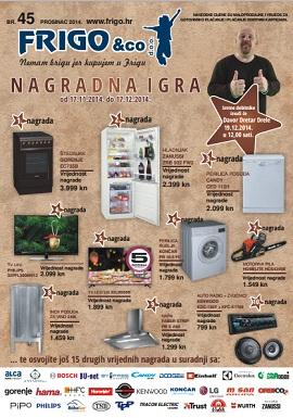 Frigo katalog