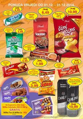 Kiosk + katalog