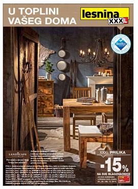 Lesnina katalog toplina doma