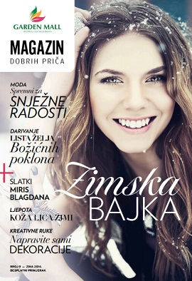 Garden Mall magazin