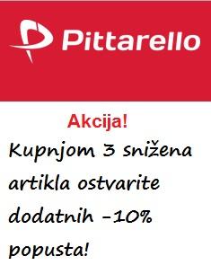 Pittarello akcija