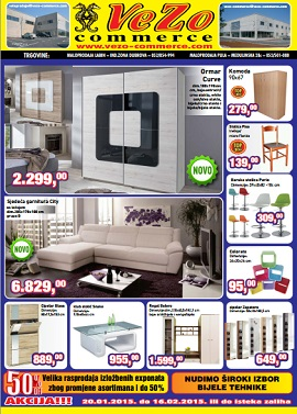 Vezo commerce katalog