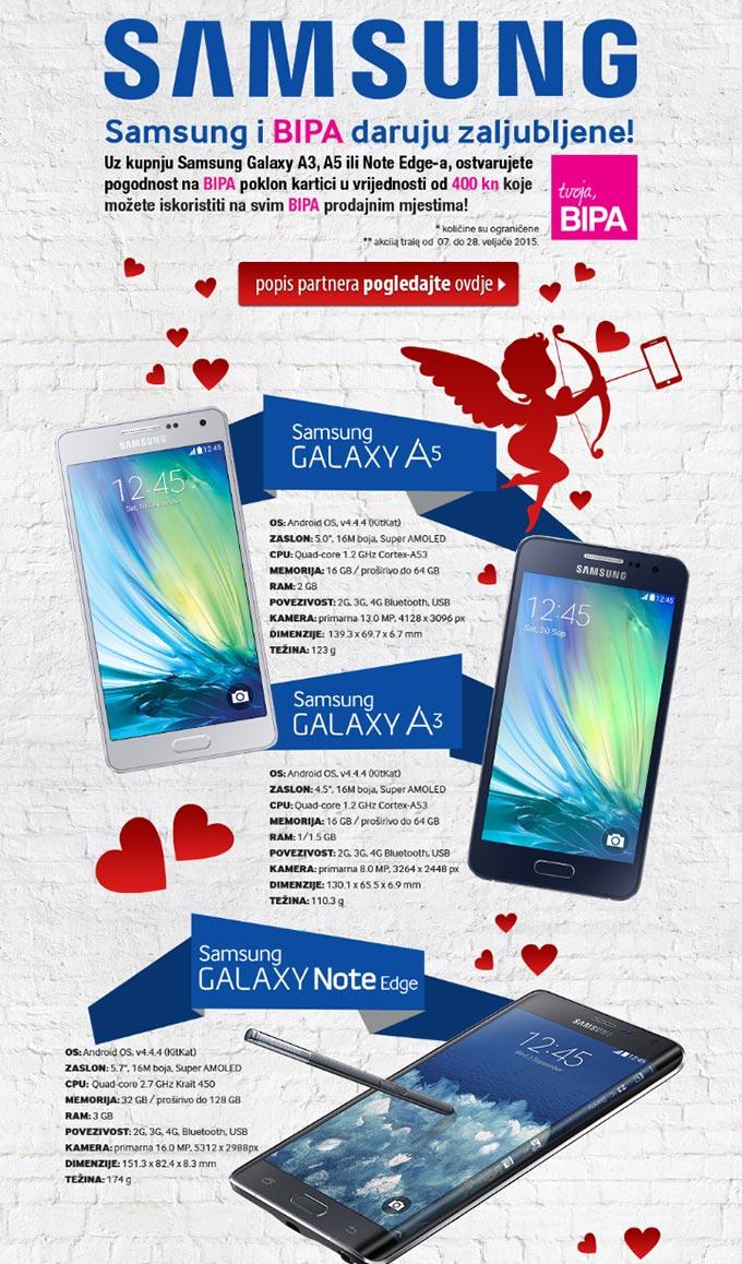 Bipa Samsung akcija