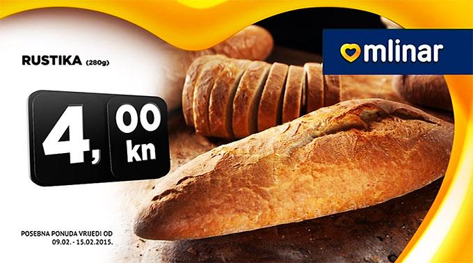 Kruh Rustika