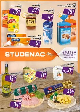 Studenac katalog