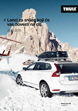 Thule katalog Lanci za snijeg