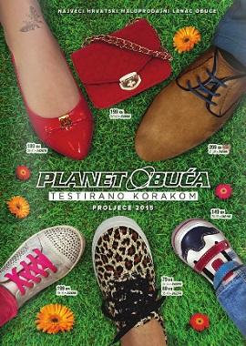 Planet obuća katalog Proljeće 2015