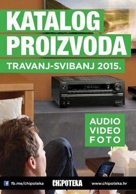 Chipoteka katalog audio video foto